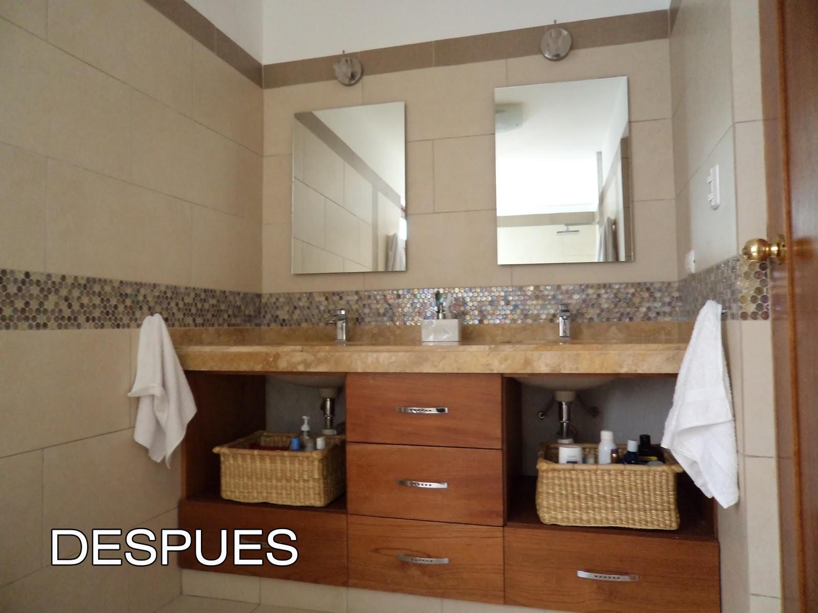 Imagenes Baños De Visita:Baño de visitas y baño principal de vivienda en Surco Cambio total