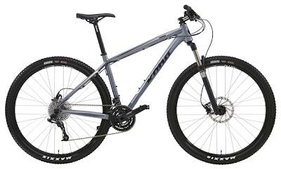 2013 Kona Kahuna 29er Bike