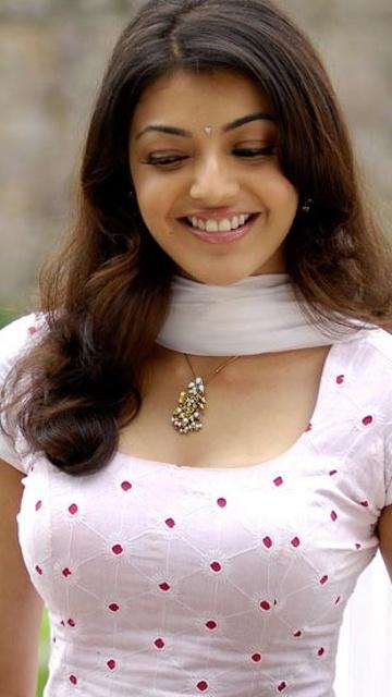 hot Actress kajal agarwal