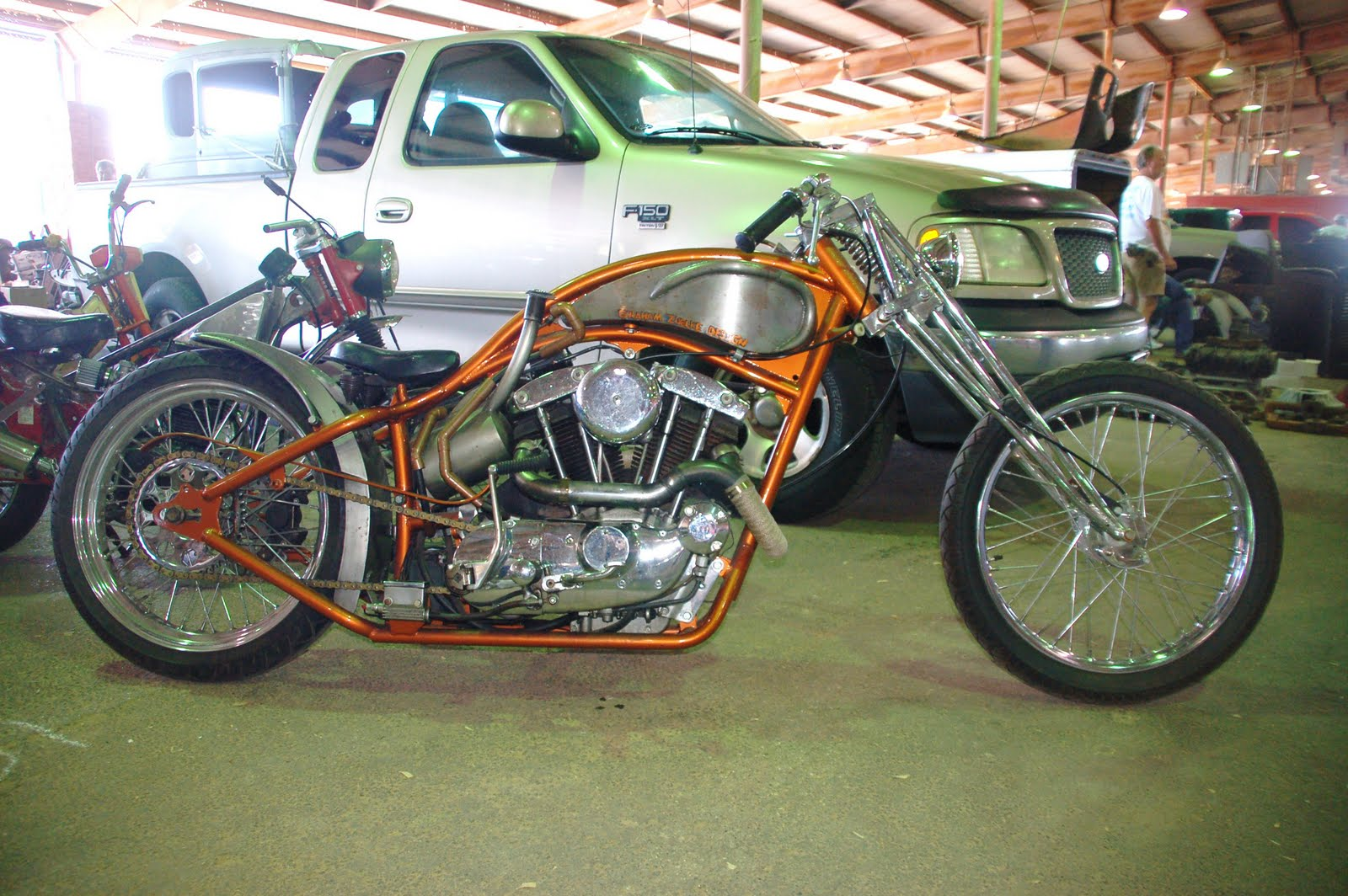 Hank Young Choppers of The Hank Young Chopper