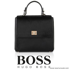 Queen Letizia Style HUGO BOSS Bag