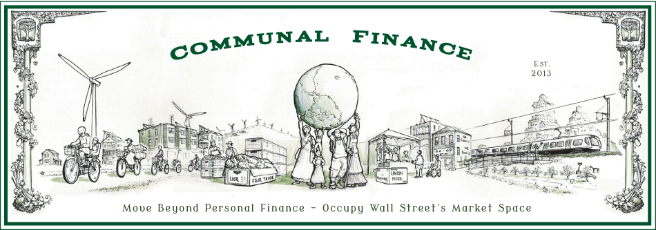 A Communal Finance Blog