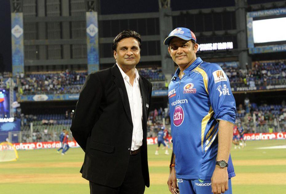 Javagal-Srinath-Anil-Kumble-MI-vs-KXIP-IPL-2013