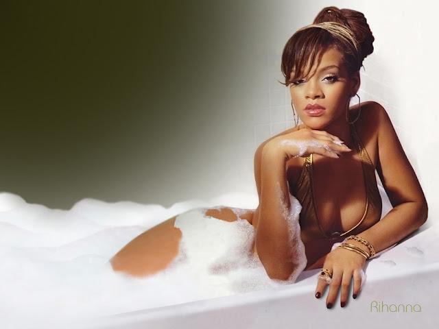 Rihanna_In_Bath_tub_Wallpaper_3454654