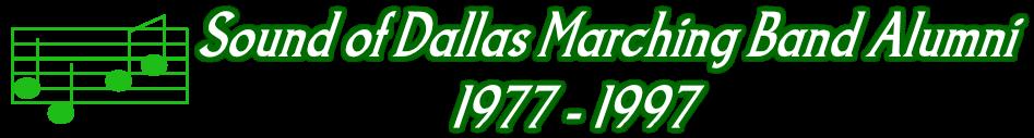 Sound of Dallas Marching Band Alumni