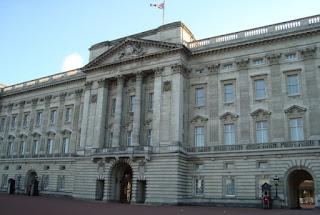 buckingham palace palacio londres london