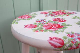 DIY: reciclado con decoupage. www.soyunmix.com