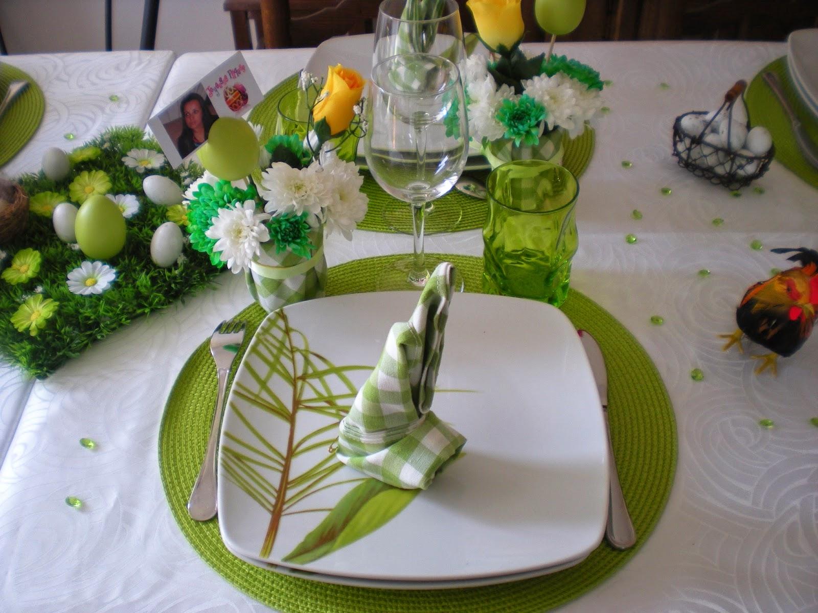 Decoration Table Pour Paques Fashion Designs