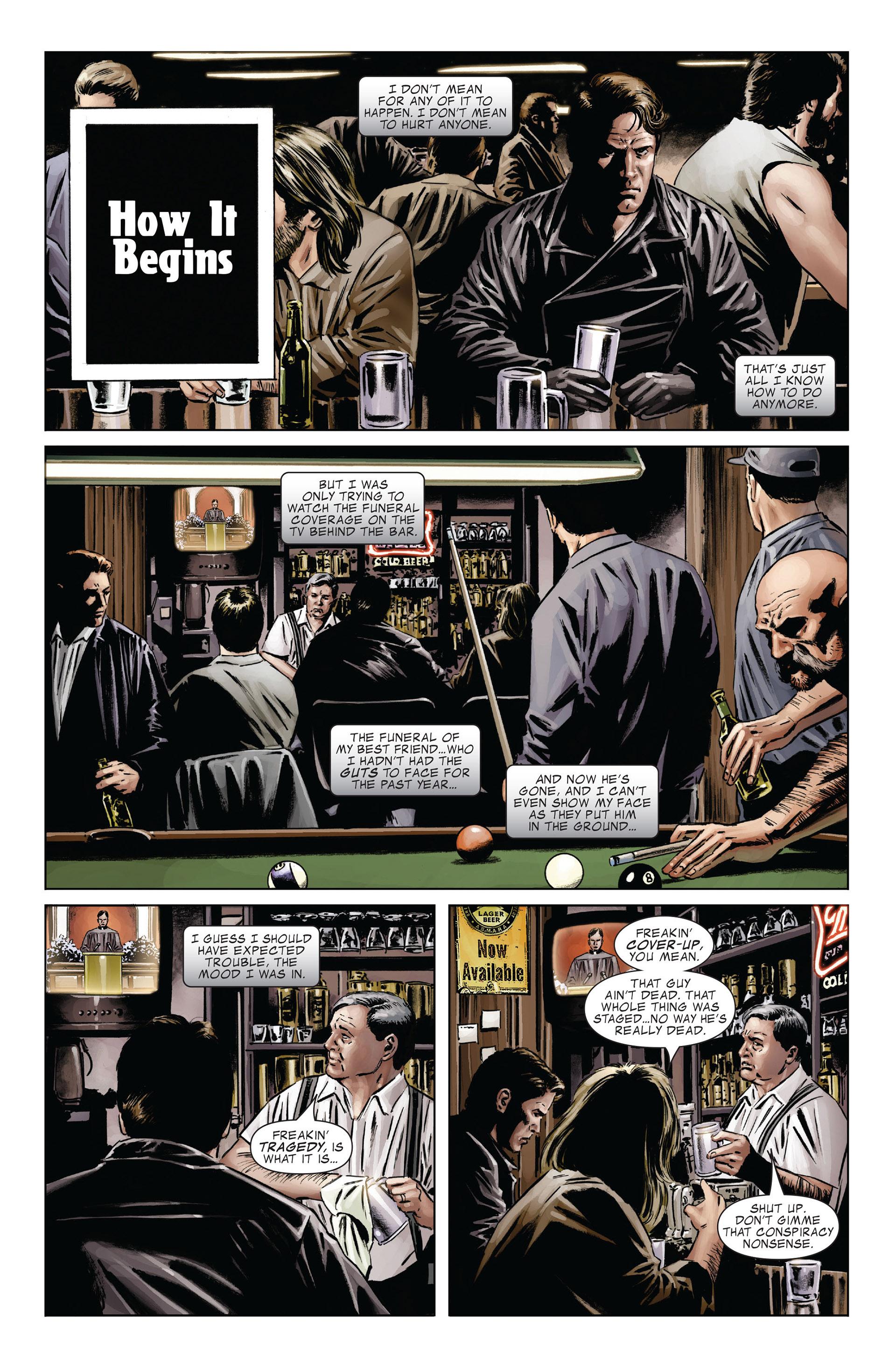 Captain America (2005) Issue #26 #26 - English 19