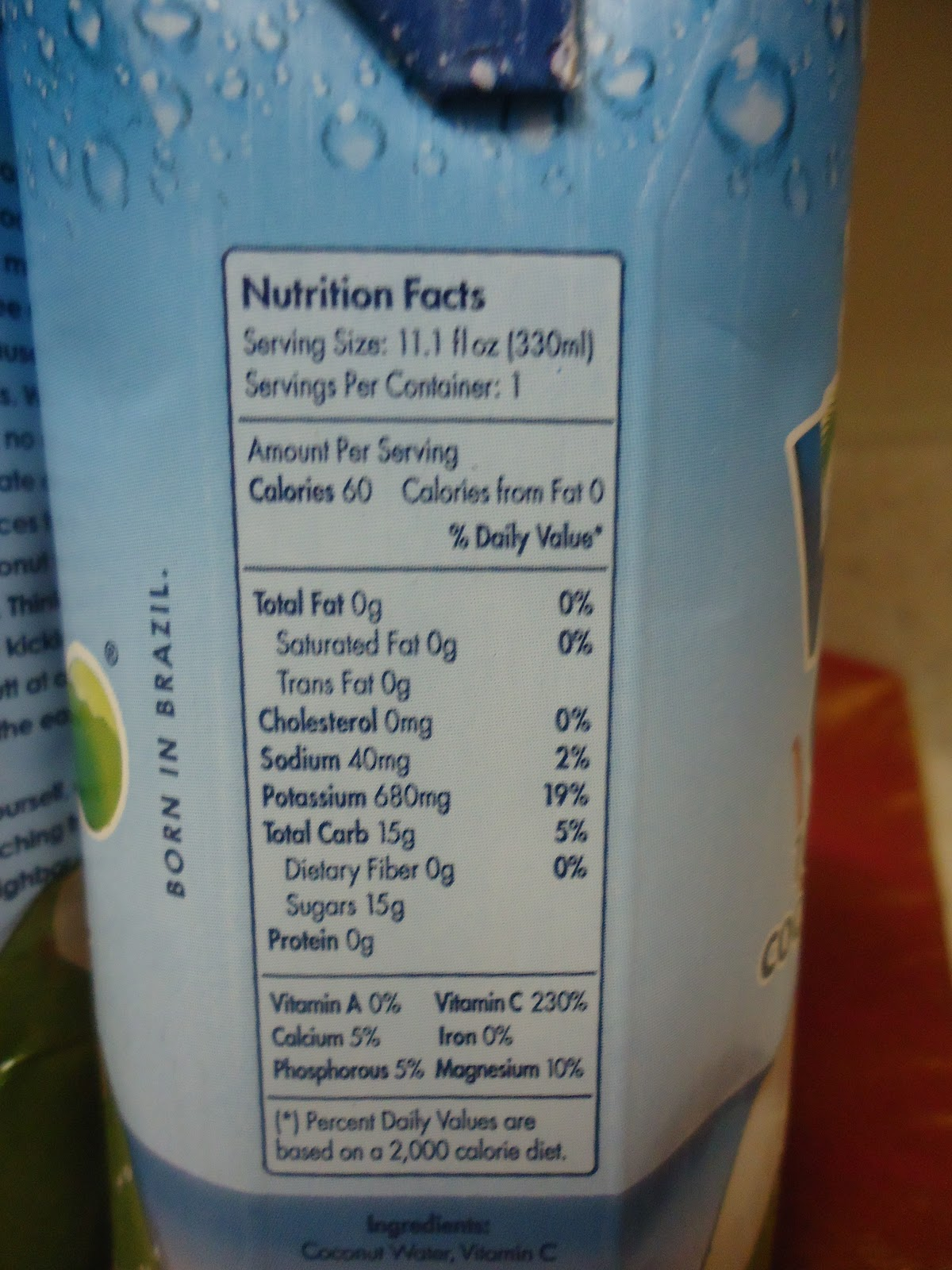 Running Diva Mom Vita Coco Coconut Water Review Amp Giveaway