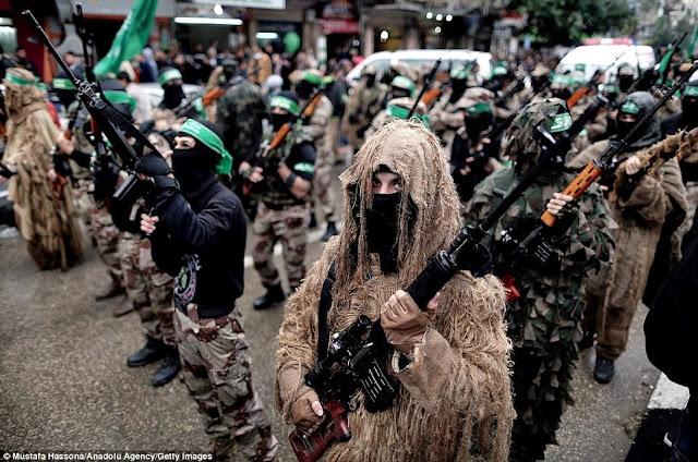 Isis Akan Berperang Dengan Hamas?