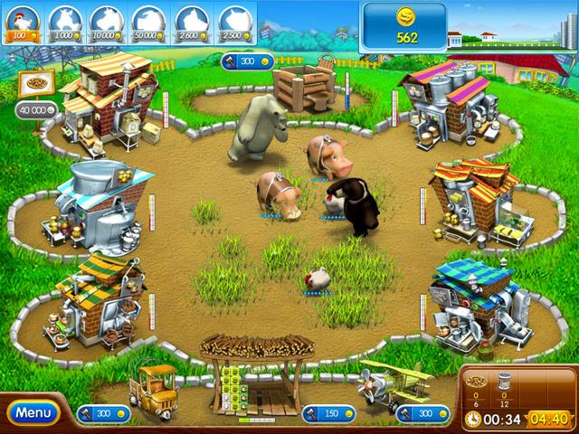 Ключ к игре Веселая ферма 2, скачать ключ, код, crack, keyНа этой странице