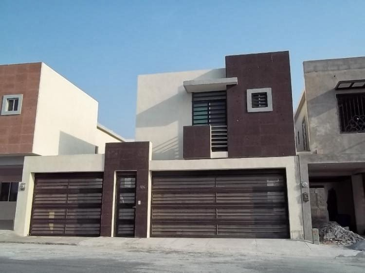Fachadas contempor neas 2 fachadas contempor neas con for Fachada de casas modernas con porton