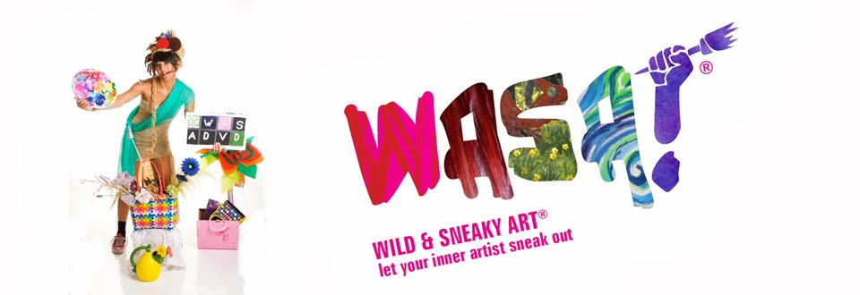 WASA! Wild and Sneaky Art®