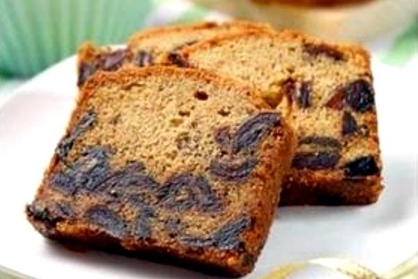 Kurma Cake. Nusantara Culinary
