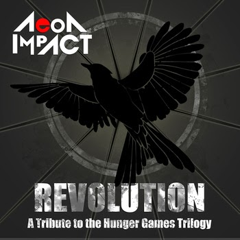 revolution song dedicated to hunger games trilogy mockingjay ashelyn summers