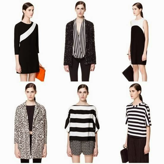 black and white outfit ideas, black and white combinations, print mixing, how to wear black and white, outfit inspiration