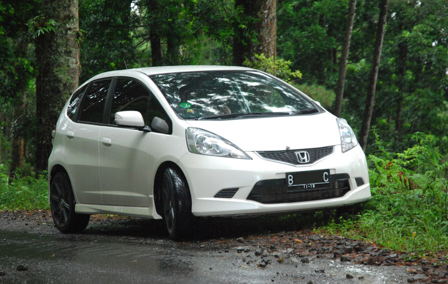 Honda Jazz Rs Wallpaper