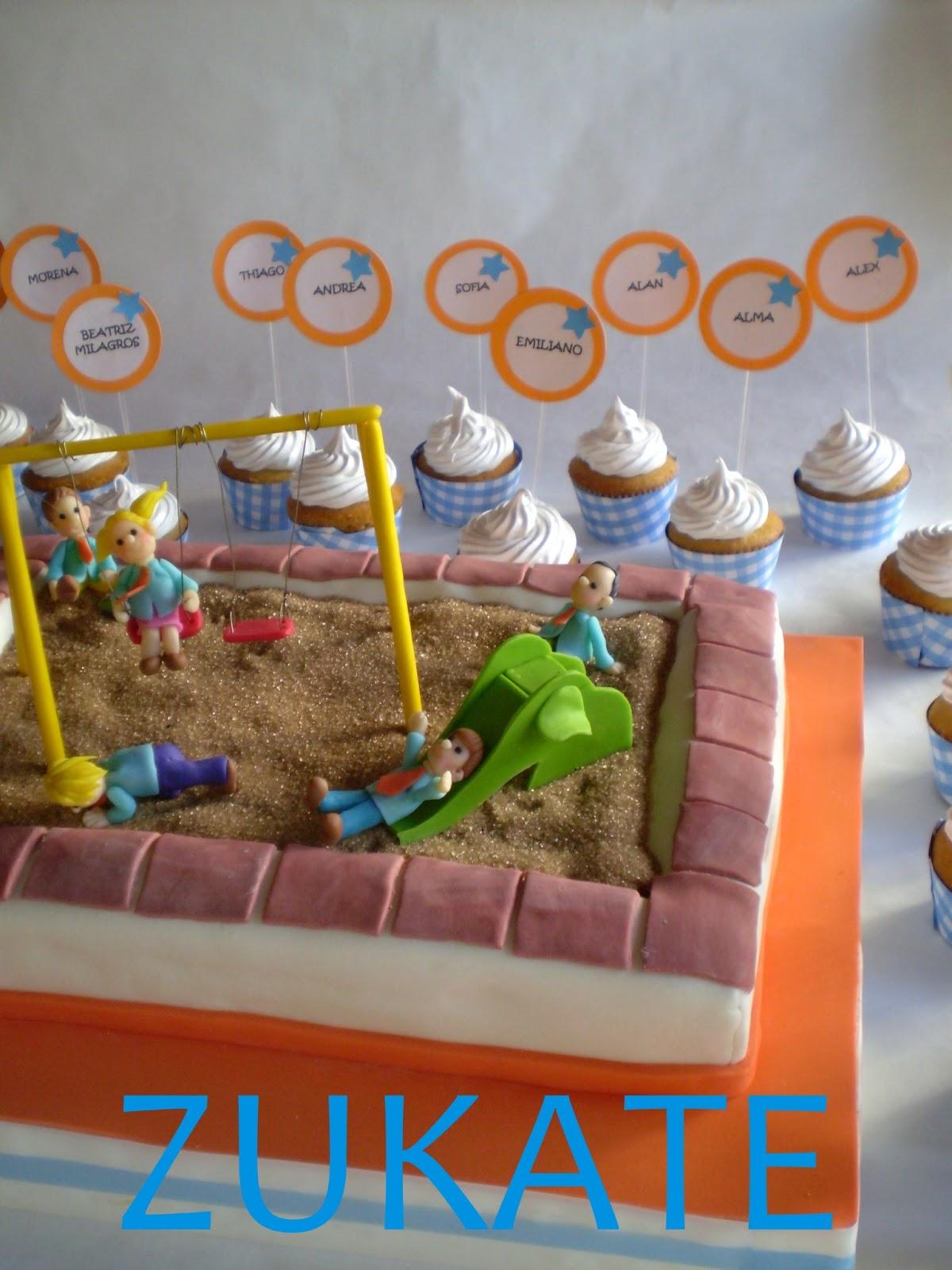 Torta egresaditos jardin de infantes zukate for Decoracion jardin infantes