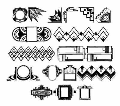 Mod design guru fresh ideas cleverly modern design - Art deco caracteristicas ...
