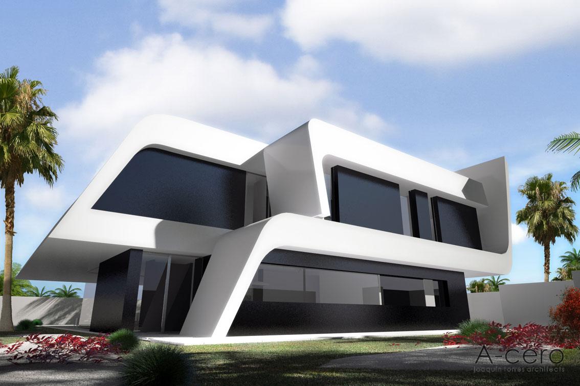 Arquitectos de ayer y de hoy xii a cero joaquin torres for Casas modulares de diseno joaquin torres