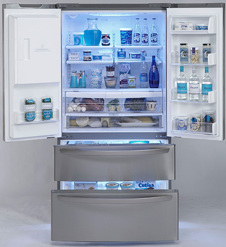 Affordable Price: LG Refrigerator Price List 2011: Price ...