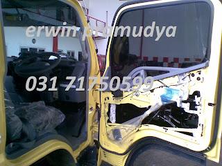 Mitsubishi Truck Paket Anti Karat