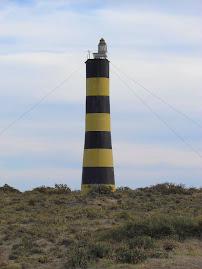 Phare de Punta Ninfas (Argentine)