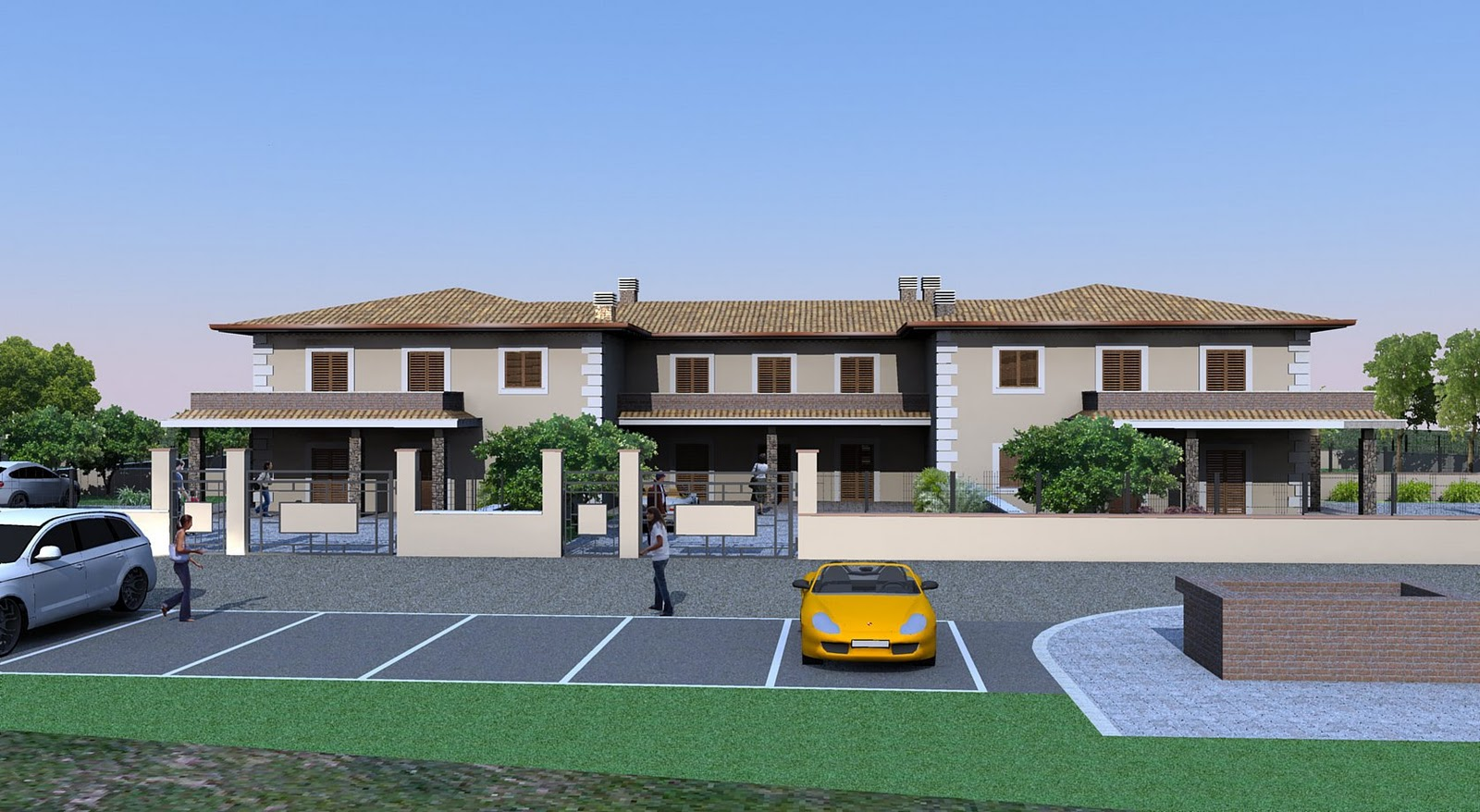 3d Front Richmond American Homes