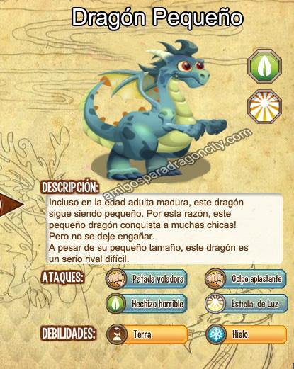 imagen de las caracteristicas del tiny dragon