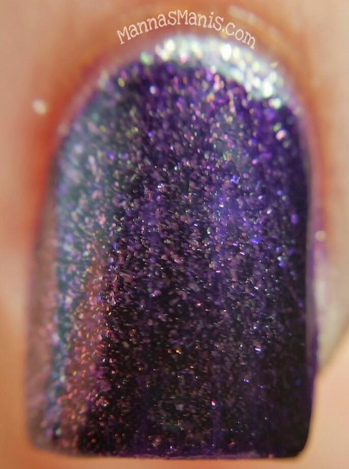zoya sansa, a purple nail polish