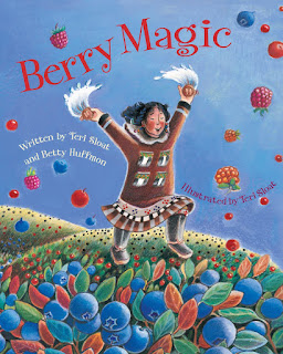 http://www.amazon.com/Berry-Magic-Teri-Sloat/dp/0882405764/ref=sr_1_1?ie=UTF8&qid=1443244768&sr=8-1&keywords=berry+magic