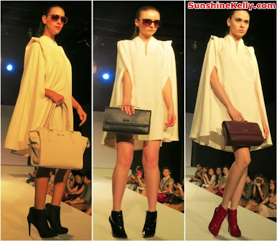 charles & keith, shoes, handbag, latest trend, autumn winter 2013 collection, runway show, ankle boots,