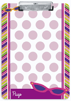 personalized clipboard for girls