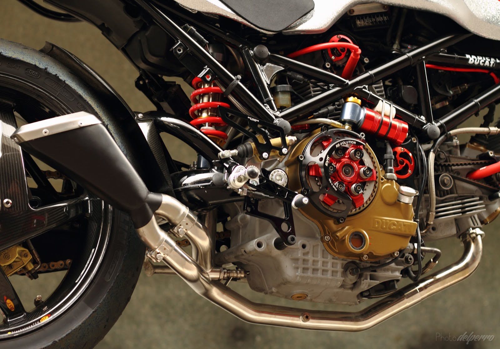 Ducati Monster Rotors