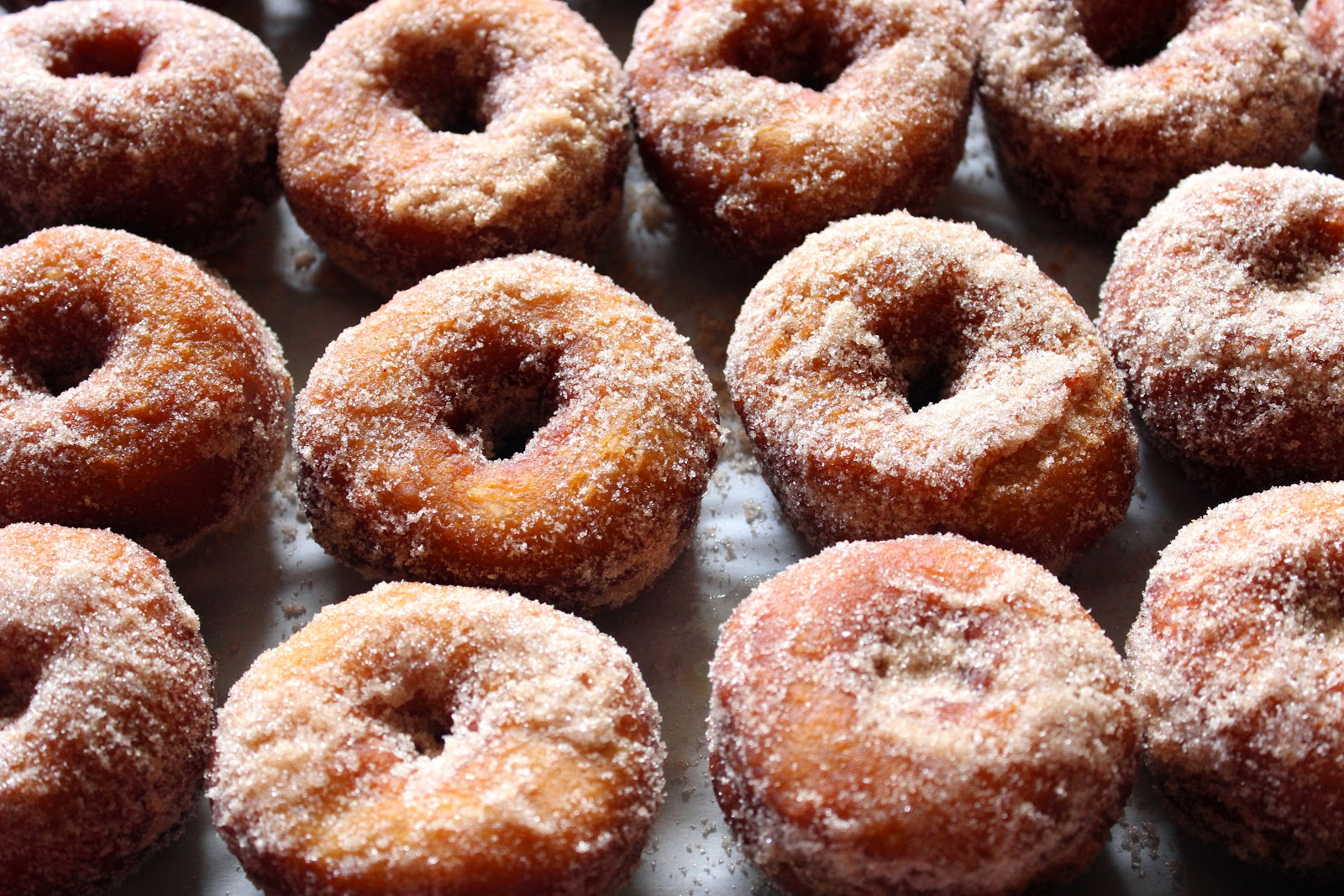 Mashed Sweet Potato Donuts Recipe / kudoskitchenbyrenee.com