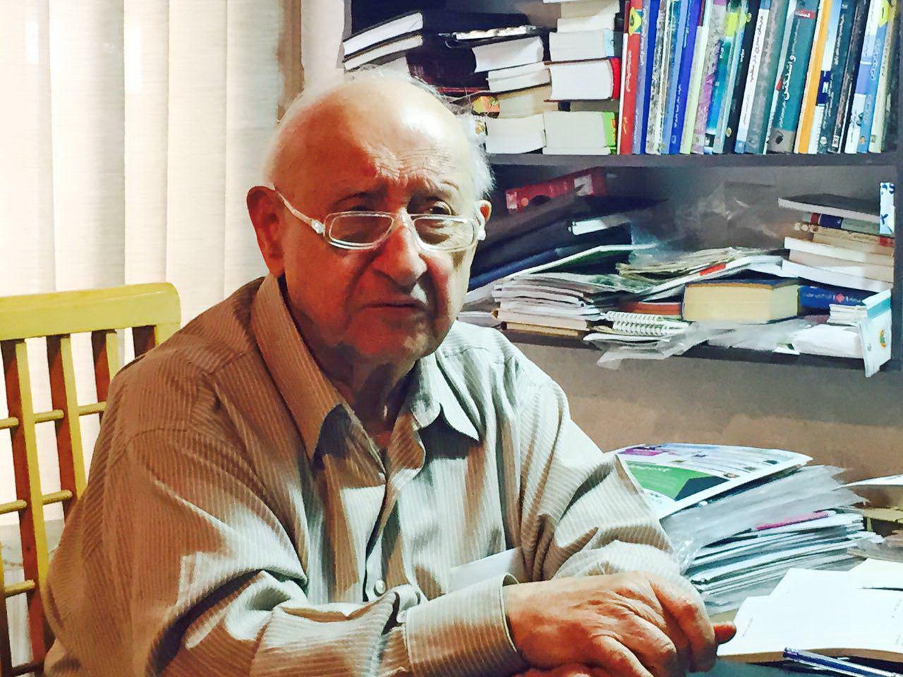گفتوگوی دکتر رقیه حجفروش با دکتر سیدعلی معصومی