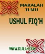 Download Makalah Ilmu Ushul Fiqh
