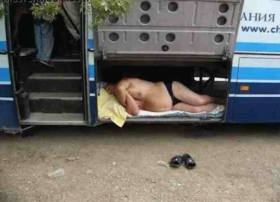 Sleeping Bus