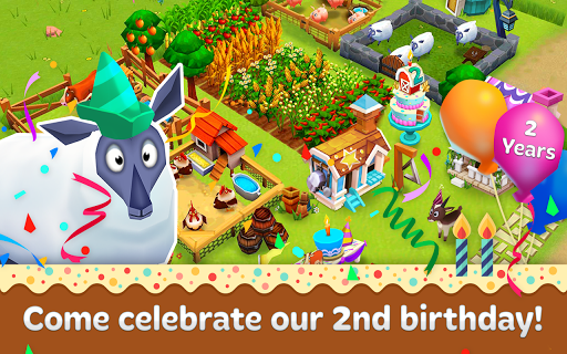 Farm Story 2: Birthday Party Hack Cheats Tool Free Coins, Gems for Android iOS