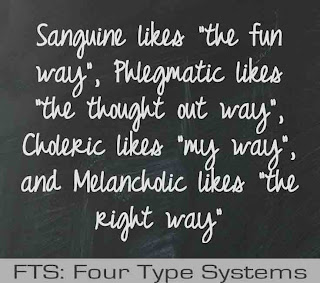 FTS: Four Type Systems