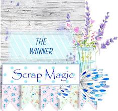 Победитель в ScrapMagic