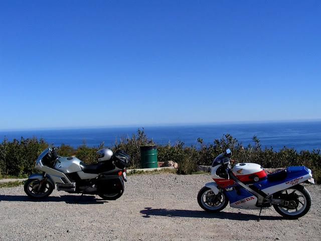 BMW Honda Cabot Trail Cape Breton