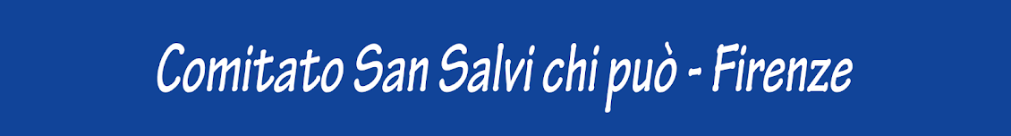 Comitato San Salvi chi può - Firenze