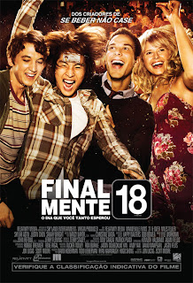 Download - Finalmente 18 – BDRip AVI Dual Áudio + RMVB Dublado ( 2013 )