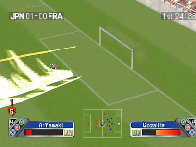 Download Game Super Shot Soccer PS1