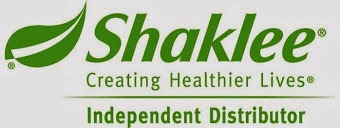 Your Shaklee Independent Distributor
