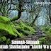 Himpunan Amalan Sunnah Rasulullah Shallallahu 'alaihi wa sallam