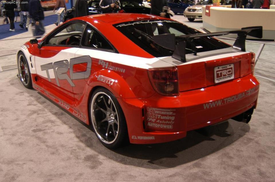 Modified Cars Toyota Celica Modified