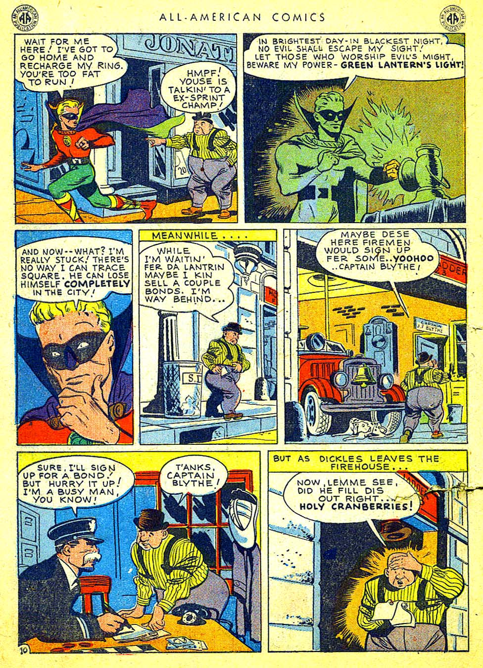 Read online All-American Comics (1939) comic -  Issue #65 - 12